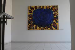 Carmen-MeiswinkelSchoepfung-AZH-Hattingen-Schlamm-und-Oel-auf-Leinwand-150-x-150-cm-2002